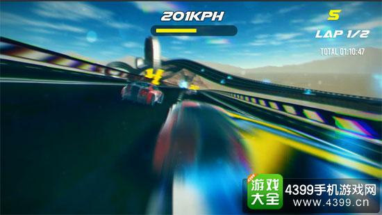 王牌赛车:涡轮增压特效