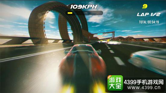 王牌赛车:涡轮增压赛道