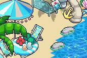 皮卡堂逍遥岛ps海滨咖啡屋