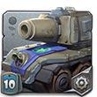 战地指挥官破损坦克怎么样 破损坦克技能属性介绍