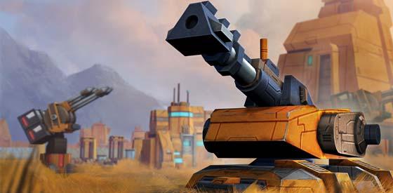 变形金刚地球之战什么炮台好 炮台选择推荐攻略