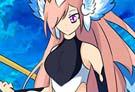 洛克王国手绘之苍翼天使
