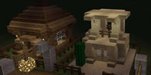 我的世界简单小屋1.0【好玩】