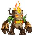 降妖传燃木巨怪