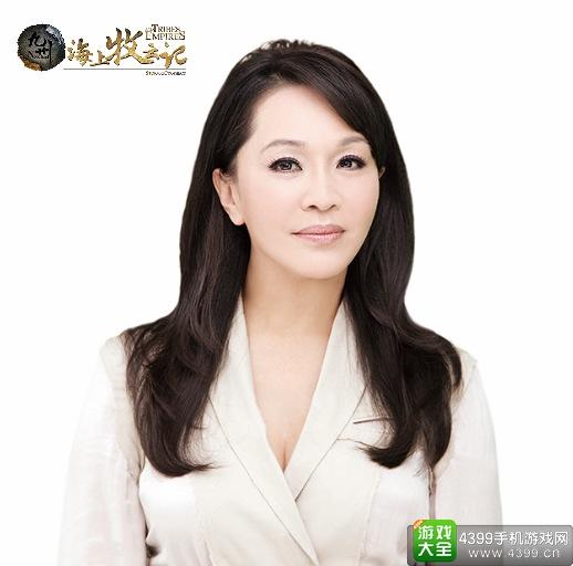 时尚教母黄薇首次跨界加盟游戏九州海上牧云记