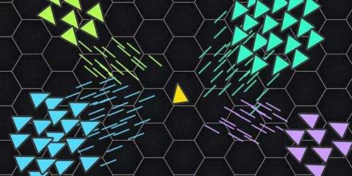好游推荐:《射击io:宇宙空间》为io游戏再添一把火