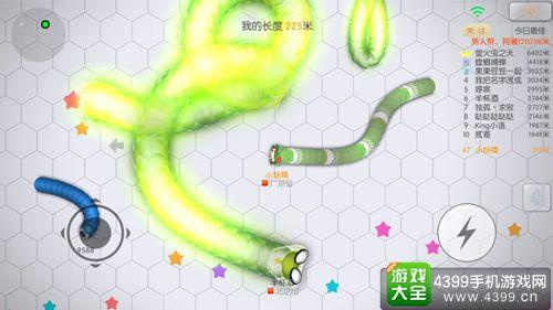 虫虫大作战游戏画面