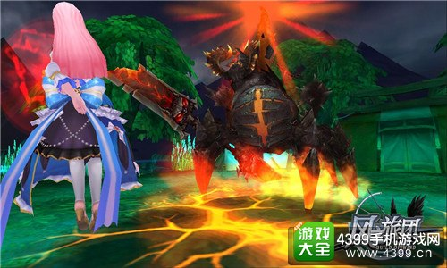 风之旅团战斗画面