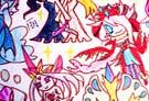洛克王国手绘之王国的女神们