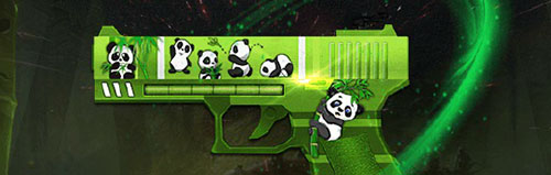 战争使命格洛克-熊猫