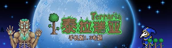 泰拉瑞亚手机版1.3