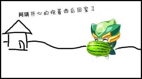 [侦探]谁偷吃了阿瑞的西瓜?