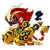 造梦西游5觜火猴
