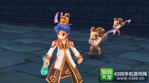 仙境传说ro手游古城大厅的新玩法——小巴风特入侵