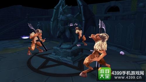 仙境传说ro手游古城大厅的新玩法——镇魔监狱