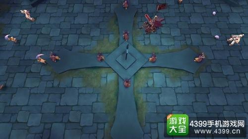仙境传说ro手游古城大厅的新玩法——唤醒仪式