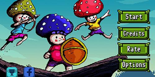 好游推荐:像素冒险《蘑菇三兄弟》-兄弟同心 其利断金