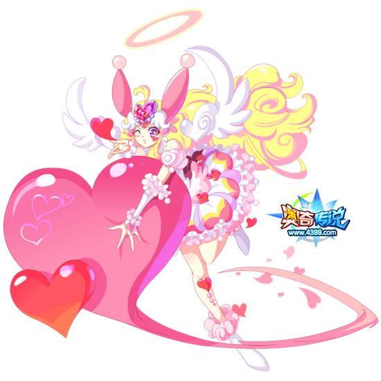 奥奇传说圣洁之梦爱心高清大图,奥奇传说圣洁之梦爱心图片