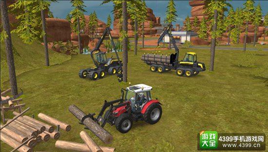 归隐田园开拖拉机 《模拟农场18》带你体验弄个农场主的生活