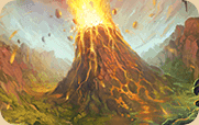 炉石传说火山