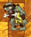 植物大战僵尸2侏罗纪野人僵尸