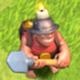部落冲突2级掘地矿工
