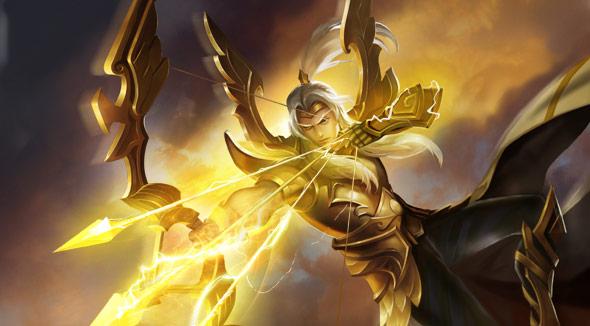 创世联盟火神之弓