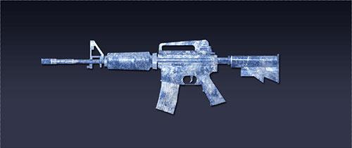 战争使命水晶M4A1