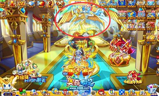 奥奇传说龙魂光明王怎么得 龙魂光明王在哪