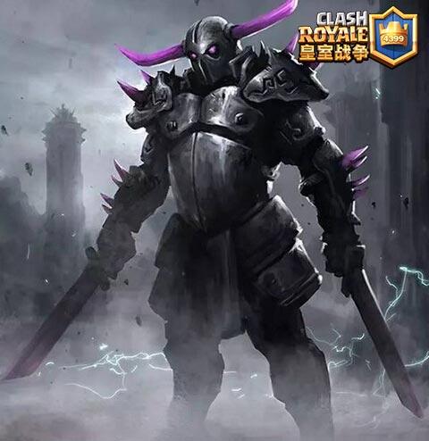 皇室战争皮卡超人