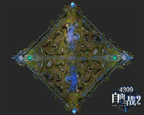 全面升级 !焕然一新的《自由之战2》5V5地图