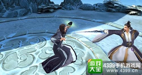 《射雕英雄传手游》今日全平台首发