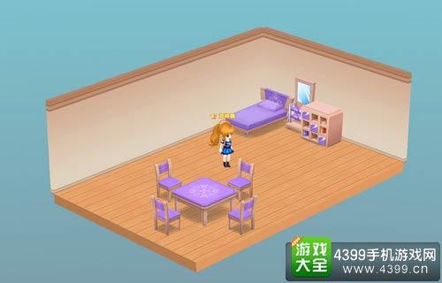 皮卡堂3d怎么布置房间 快速升级布置房间
