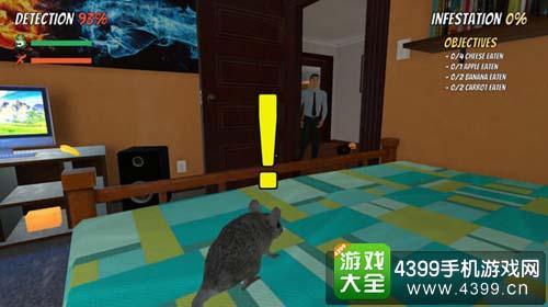 做一只老鼠是怎样的体验?老鼠模拟器可以告诉你