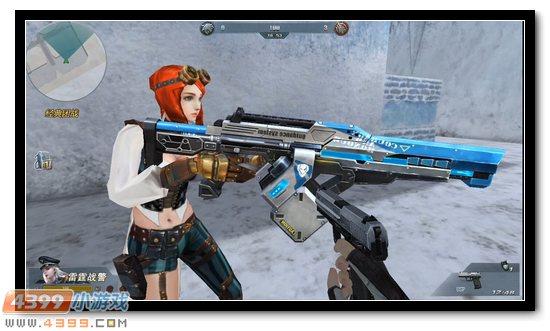 生死狙击寒冰领域的图片