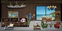 少女前线家具套装海边小屋介绍 4星家具套装
