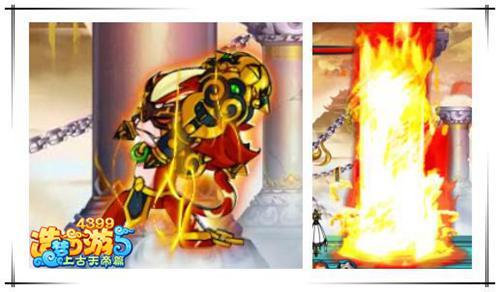 造梦西游5小龙女打觜火猴攻略 紫翠丹房觜火猴龙女打法解析