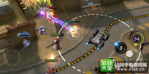 《火力对决》首测火爆进行中 俯视视角带来全新视觉体验