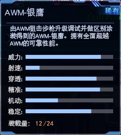 战争使命AWM-银鹰