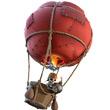 部落战争气球兵