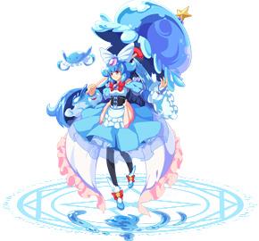 奥奇传说碧海蓝蓝