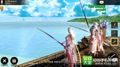 暗黑复仇者3钓鱼
