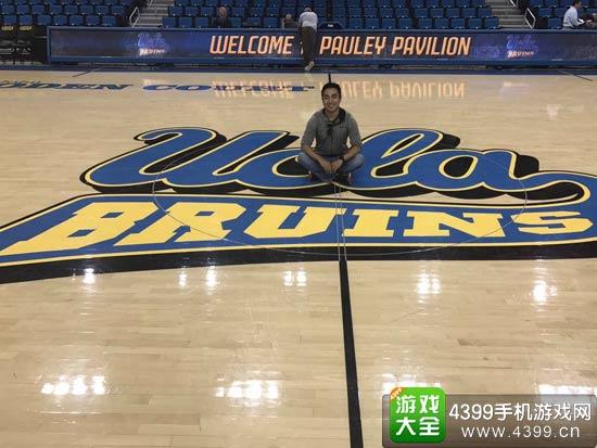 UCLA主场