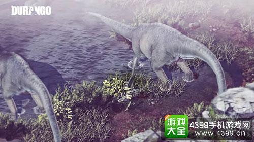 野生之地恐龙世界