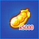 奥奇传说5000金豆