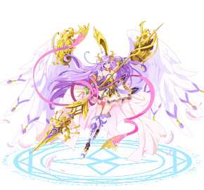 奥奇传说桂冠胜利女神