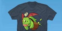 部落冲突全球T恤大赛结束!玩家设计的T恤你想要吗?