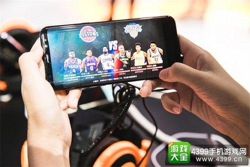 《最强NBA》亮相ChinaJoy 掀起现场竞技试玩热潮2