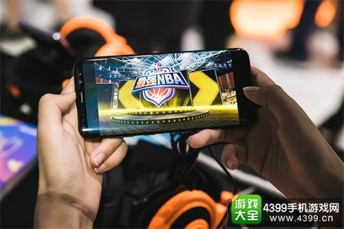 《最强NBA》亮相ChinaJoy 掀起现场竞技试玩热潮5