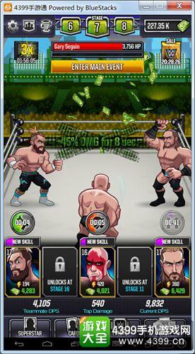 WWE狂热摔跤怎么玩 怎么获得更多英雄